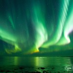 A BURST OF NORTHERN LIGHTS