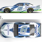The winning design for Nelson Piquet Jr's Nascar ride is…