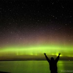 """Lower 48"" sightings of auroras"