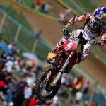 KTM takes the top spots at the Sevlievo MXGP's