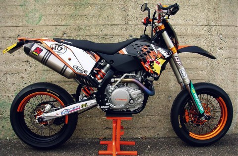 Supermoto Wheels Ktm 530 Exc Ktm Exc 530 Supermoto