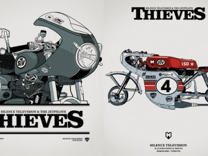 Serie 003: Thieves – Silence Television