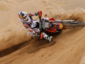 2011 Red Bull Teka KTM Factory Racing team shooting – Spain