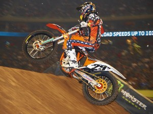 KTM @ Houston Supercross photos