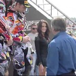 Highlights of MXGP 2012 in Semigorje, Russia