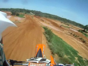 2012 KTM 250SX: Derek Howerton: Cycle Ranch MX