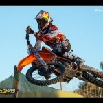 Jeffrey Herlings hard pack training for 2013 World MX2 Series