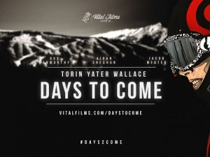 "Torin Yater Wallace – ""Days To Come"""