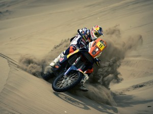 KTM AT THE DAKAR 2013 WITH KÄRCHER