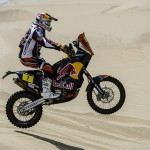 KTM's Faria and Pedrero overall 2-3 after Dakar Stage 2