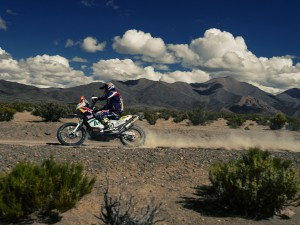 STAGE SEVEN WIN FOR KTM'S KURT CASELLI