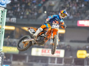 SX PHOENIX RD. 2 – ROCZEN 2ND IN 250 AND DUNGEY 8TH IN 450