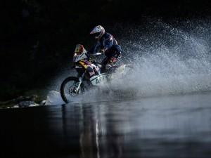 Despres & Faria 1-2 overall after Dakar Stage 10