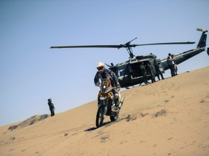 DESPRES STILL OVERALL GOING INTO DAKAR 2013 FINALE