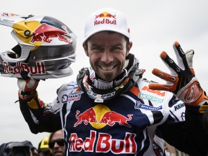 TRIUMPH FOR DESPRES AND KTM AT DAKAR 2013