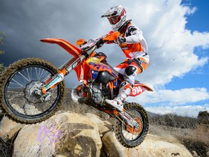 KTM USA Factory Racing GNCC Team Shooting 2013