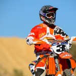 KTM Endurocross factory team 2013 – Mike Brown