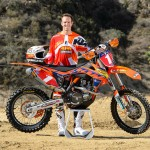 KTM USA Factory Racing National hare and Hound Team Shooting 2013
