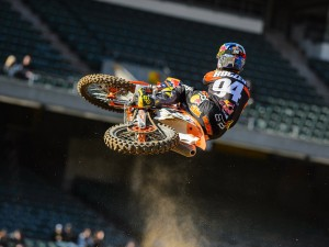 Supercross Rd. 3: Roczen wins 250; Dungey third 450s