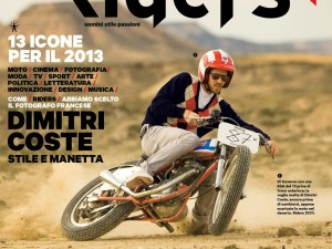 Dimitri Coste Cover for riders mag