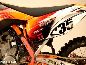 Dirtbike Magazine Project Bike Spotlight