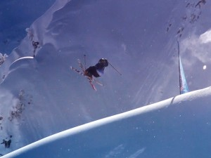 Freeskiing Contest in France – Red Bull Linecatcher 2013
