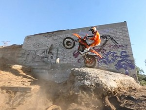 Hard Enduro Trick Tips w/ Taddy Blazusiak 2013