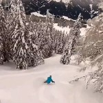 Flip FPV – In the snow at Zauchensee with Hero2, a Quad and Piers