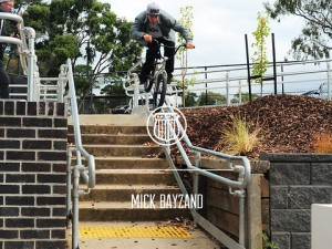 Mick Bayzand from Colony BMX