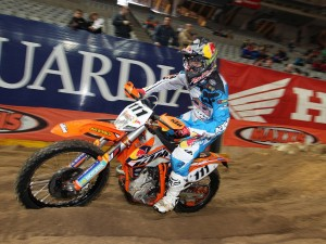 Blazusiak wins at Barcelona; extends lead in SuperEnduro Championship