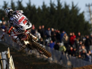 International MX race in Valence