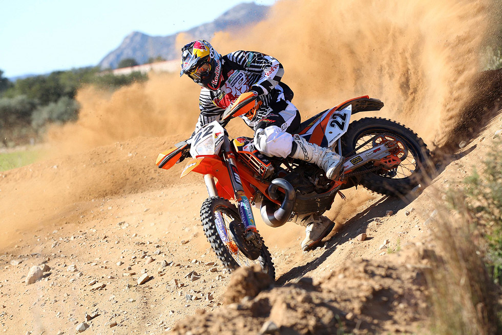 2013 Ktm Enduro Team Shooting Derestricted
