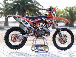 2013	 KTM Enduro Team Shooting