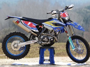 2013 Husaberg Enduro Team Shooting