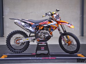 Ice One MX racing team