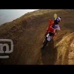 Ronnie Renner's Ocotillo Wells GoPro Motocross Trail Ride: Upside Down & Inside Out