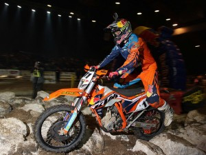 Taddy Blazusiak takes fourth World SuperEnduro title