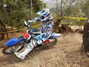 Husaberg at EWC GP Chile