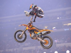 Indianapolis great KTM night: Musquin wins 250s; Dungey second 450s