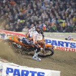 MUSQUIN SNAPS THIRD 250SX VICTORY IN TORONTO; DUNGEY THIRD IN 450SX