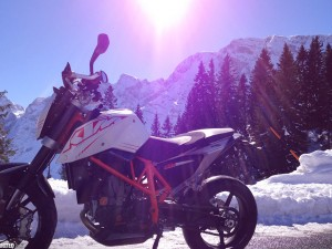 First ride 2013 – KTM Duke 690