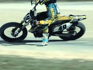Chad Cose Sliding at Daytona 2013