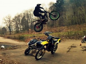 Trial Session – WarmUp 2013