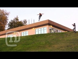 Los Angeles Urban BMX Assault With Mike Gray: Crooked World