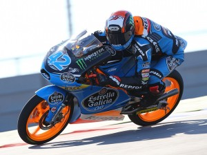Rins wins Moto3 GP in Texas after five-lap restart delivers cliff-hanger
