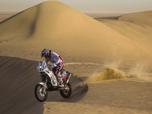 Coma takes win in opening stage in Sealine Rally