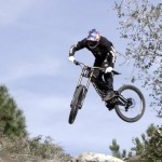 UCI MTB Champion Aaron Gwin prepares for 2013 Season