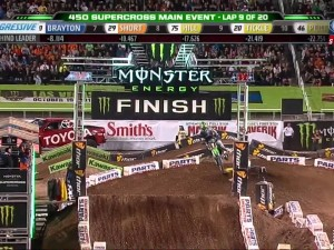 2013 Salt Lake City Supercross full Main Events