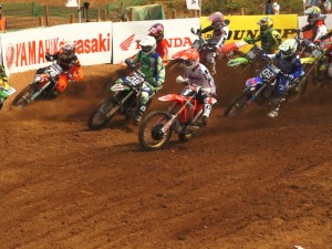 2013 Japanese Motocross Round 4 | highlights