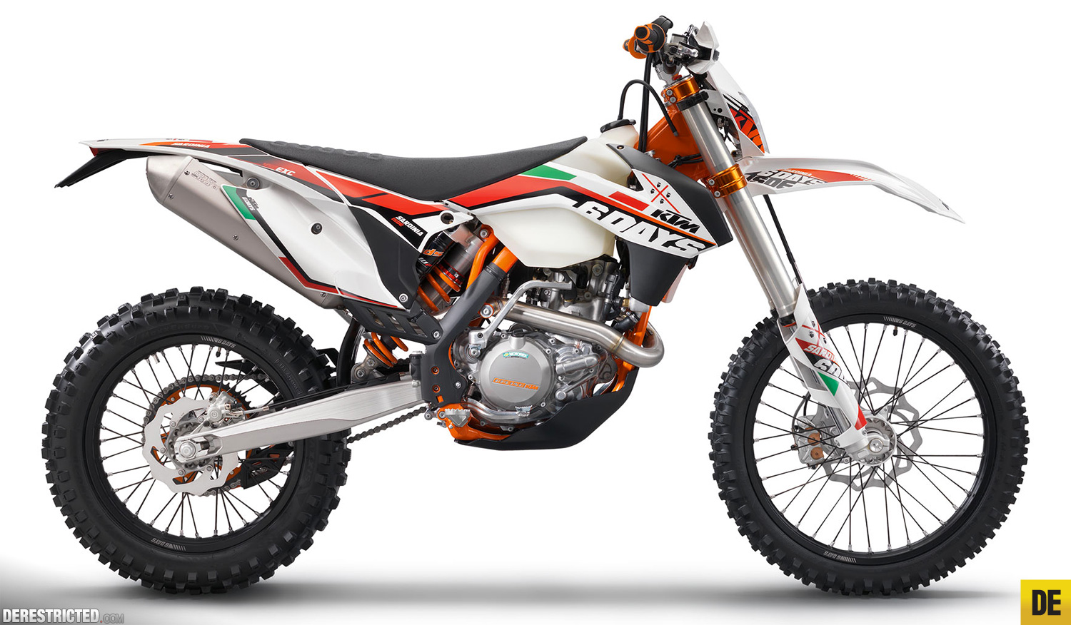 ktm 450 exc sixdays 2014 sardinia derestricted. Black Bedroom Furniture Sets. Home Design Ideas